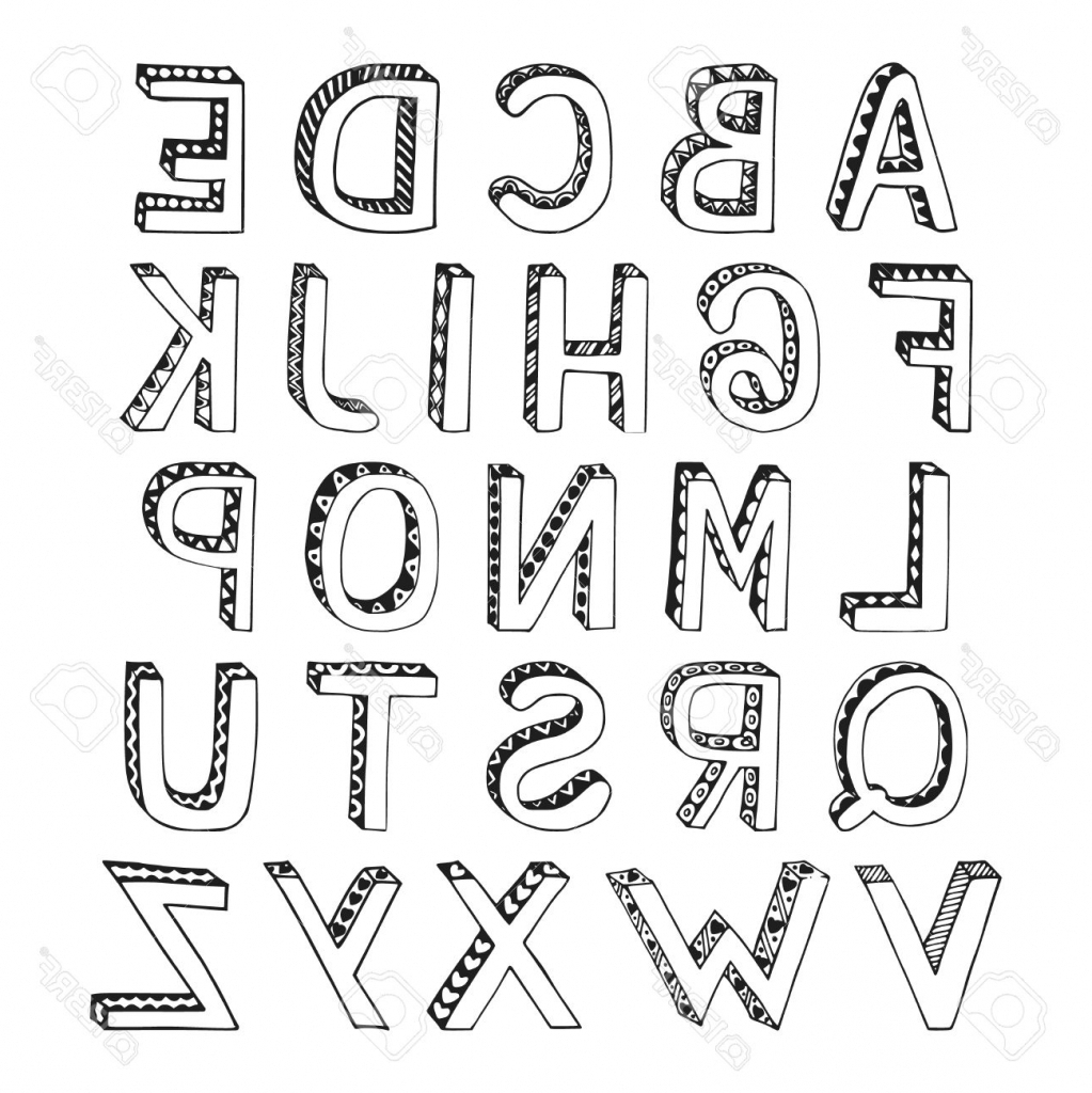 Alphabet Drawing