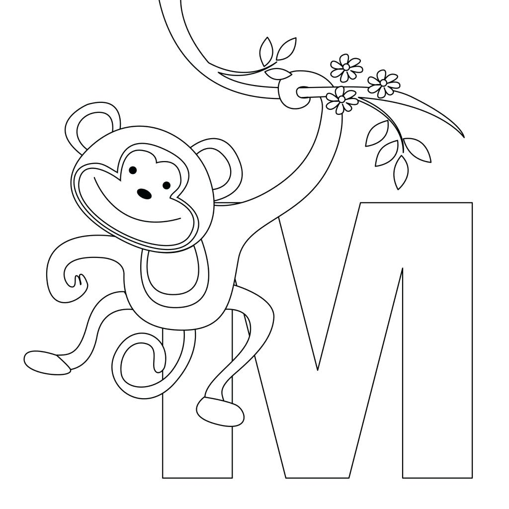 1024x1024 Coloring Page ~ Coloring Pages Alphabet Free Printable In Tiny