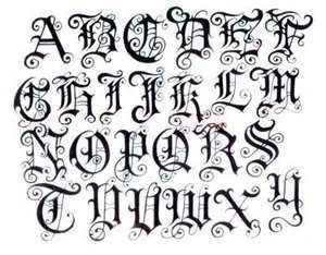 300x234 Fancy Alphabet Letters To Draw Templates Corner