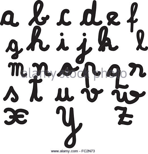 Line Art Letters : Alphabet letters drawing at getdrawings free for