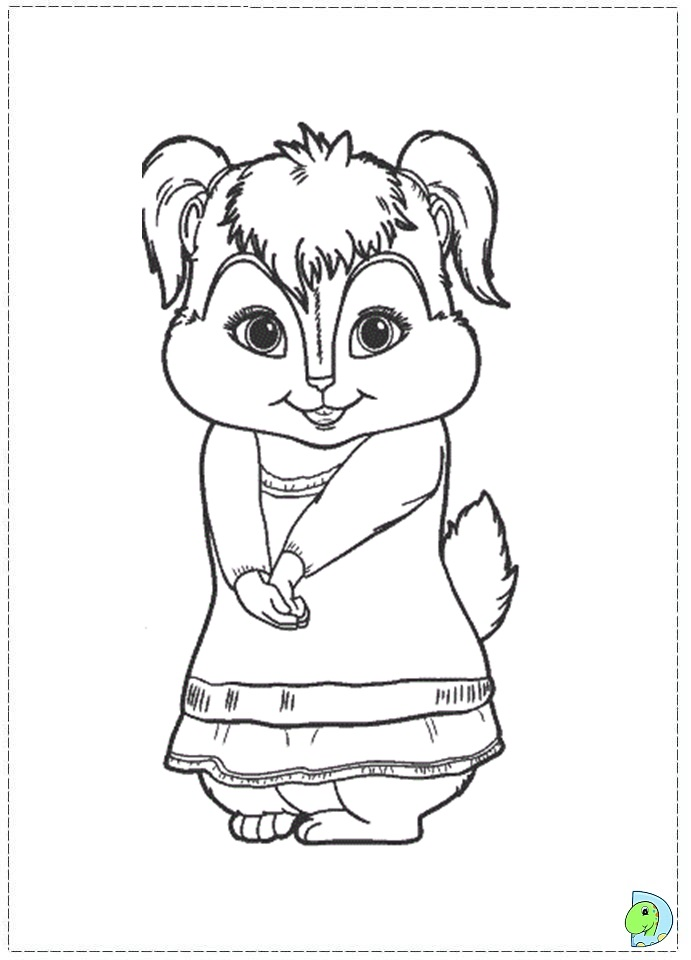 Alvin Drawing at GetDrawings.com   Free for personal use Alvin ...