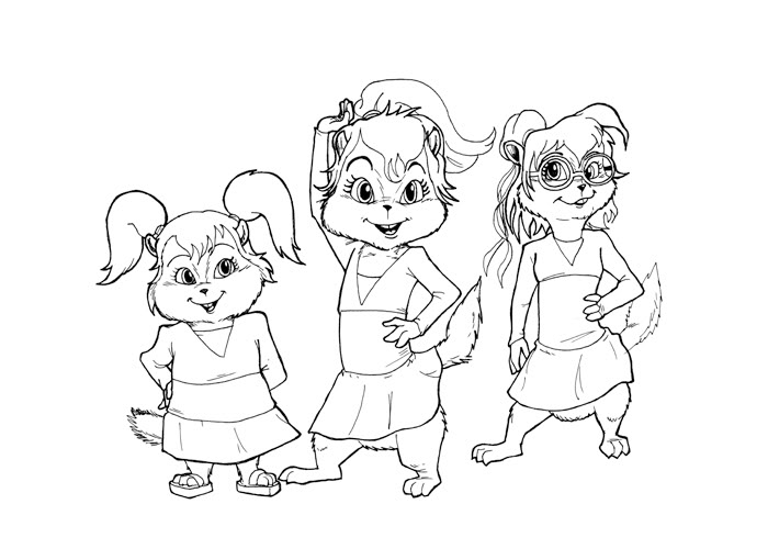 Alvin Drawing at GetDrawings.com | Free for personal use Alvin ...