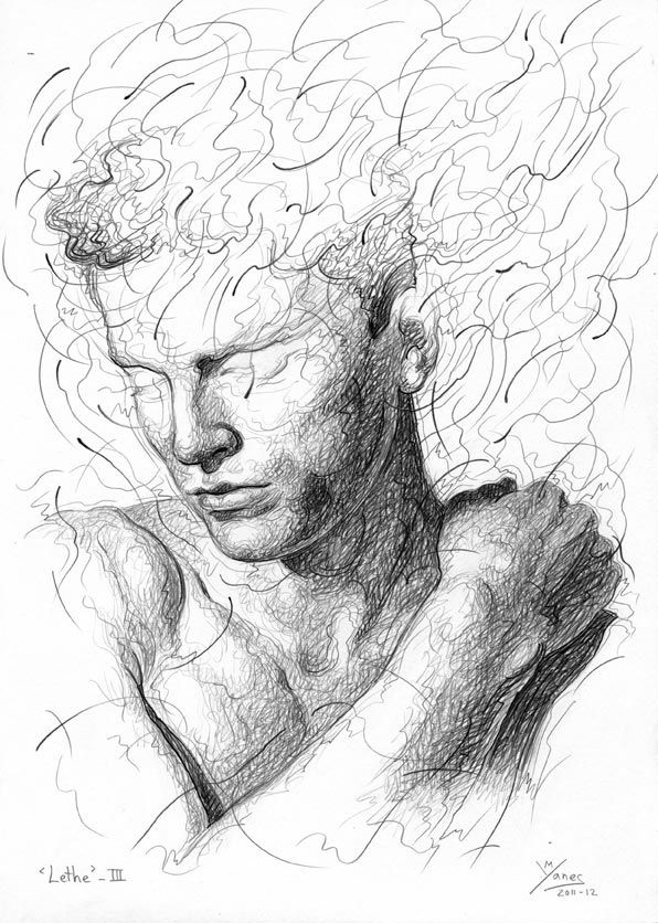 596x836 Manolo Yanes Fine Art Amazing Figure Artists