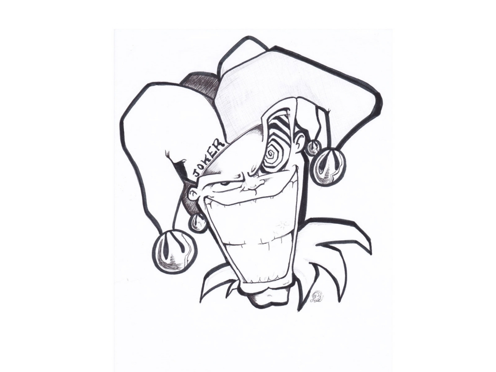 1024x768 Graffiti Sketches Artist Drawing Of Sketch