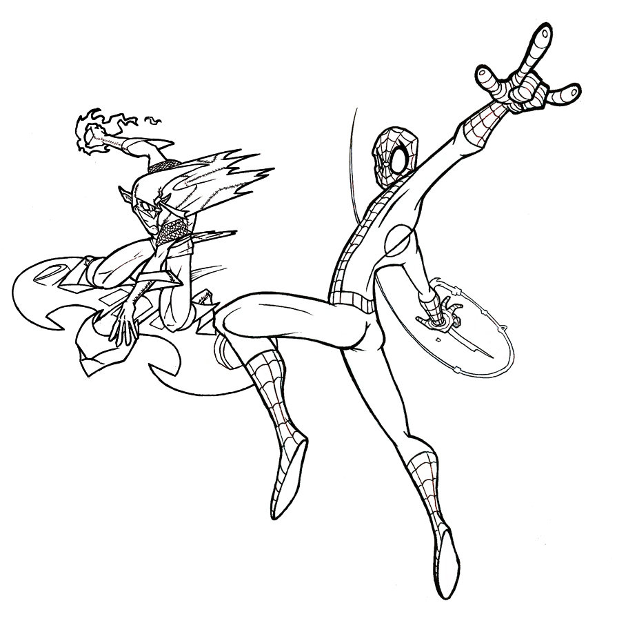 Amazing Spider Man 2 Drawing at GetDrawings.com   Free for personal ...