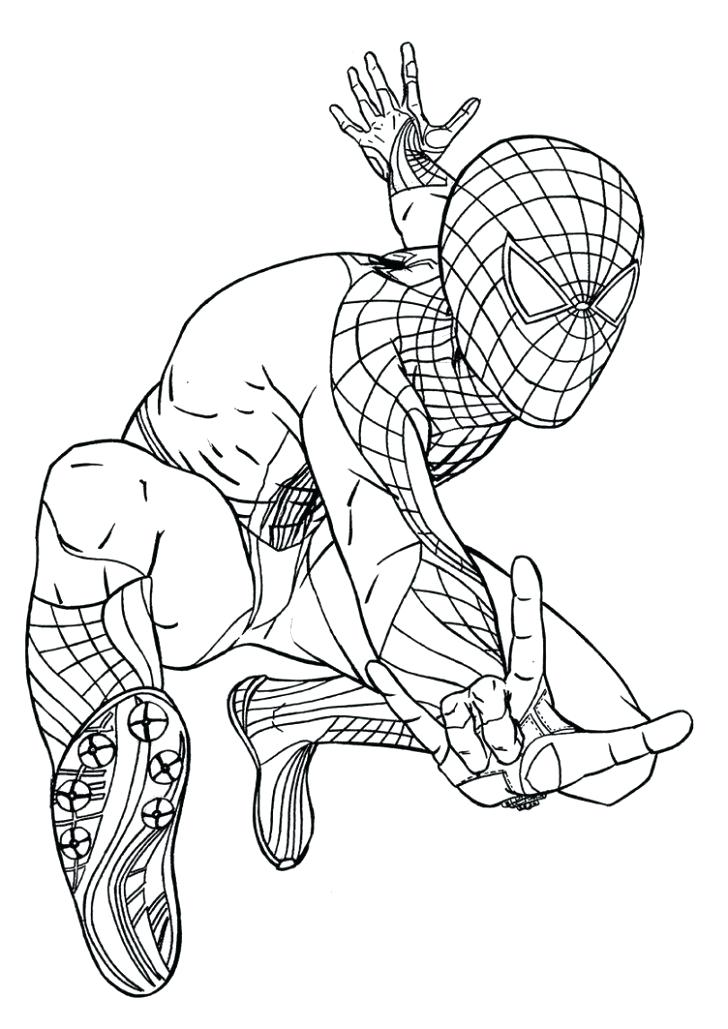 728x1029 spiderman coloring pages online printable coloring pages for kids
