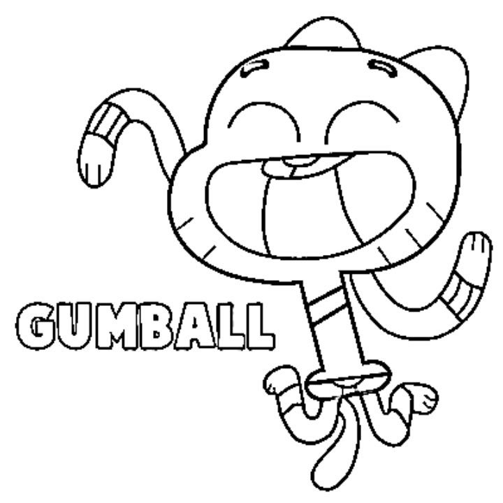 720x720 Time To Drawing Gumball Watersoon^^ Apa Aja^^ Gumball