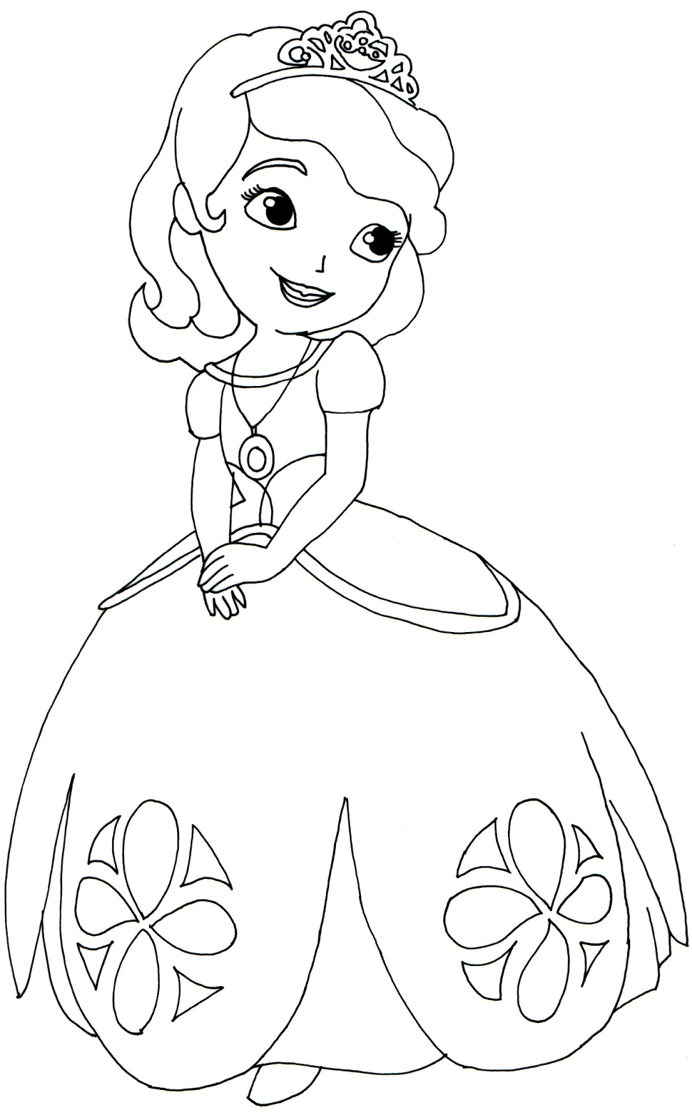 993x1600 Beautiful Sketches Of Sofia The Princess How To Draw Princess