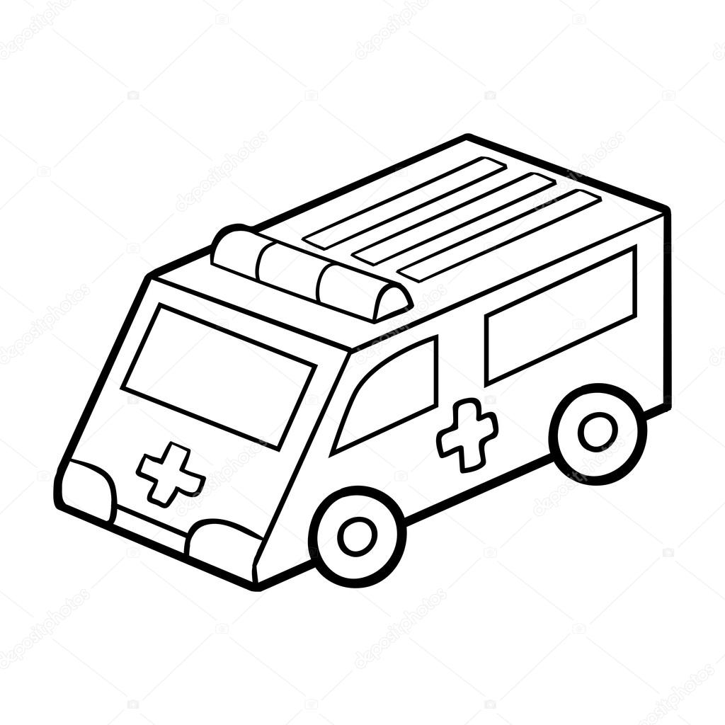 Ambulance Drawing at GetDrawings.com | Free for personal use ...