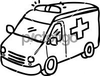 200x151 Conceptual Freehand Drawing Icon From Pictofigo For Ambulance