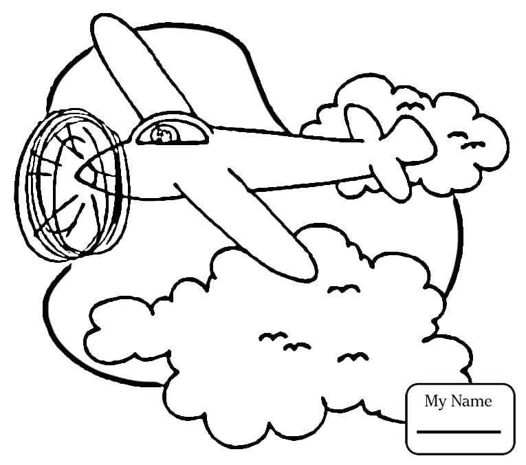 765x676 Amelia Earhart Coloring Pages Airbus Transport Airplanes Coloring