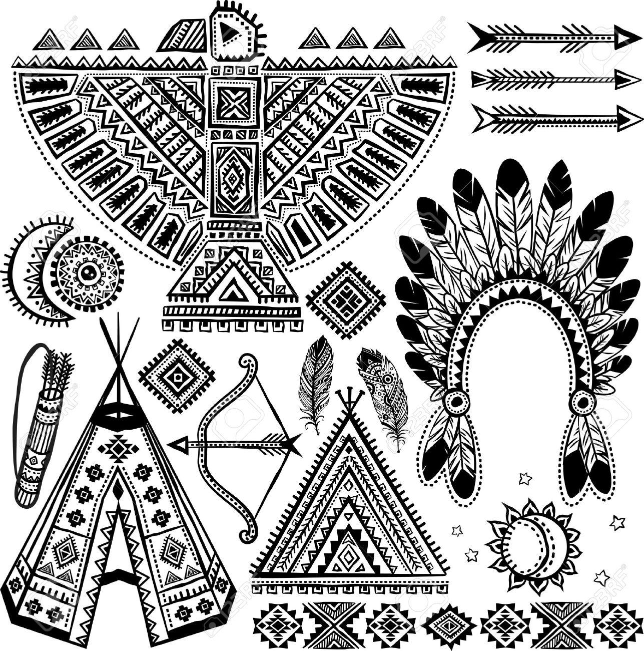 1287x1300 Photos Native American Drawings Symbols,