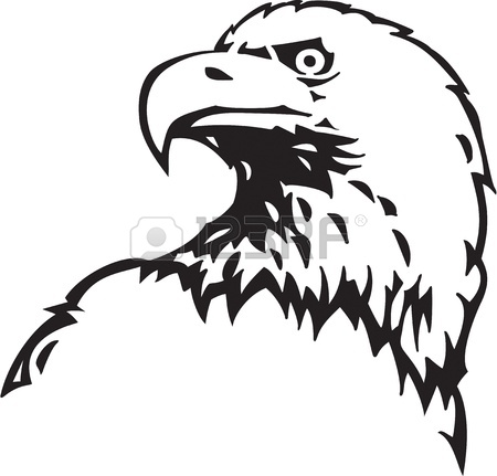 American Eagle Drawing