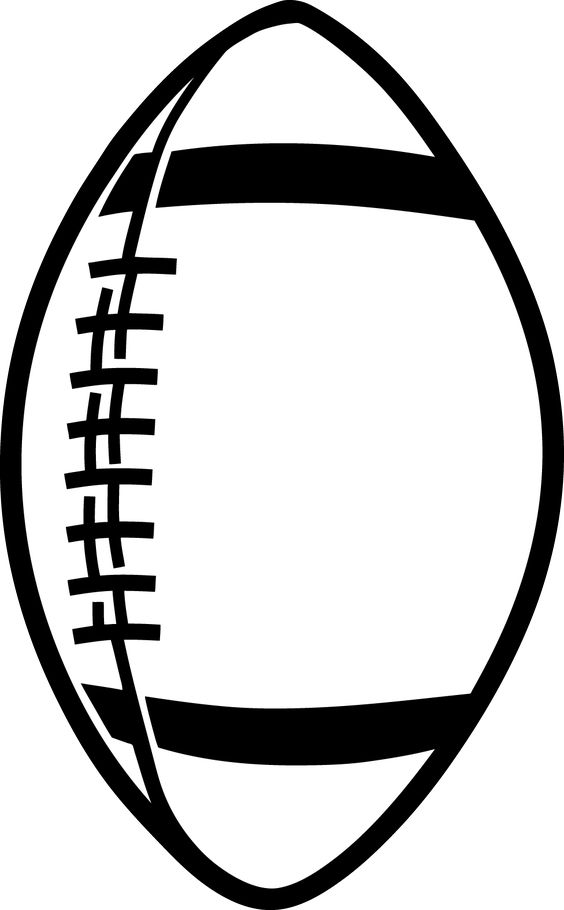 american football ball drawing at getdrawings com free for rh getdrawings com clipart footballeur clipart of a football player
