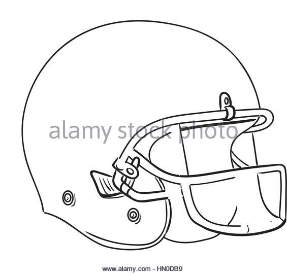 565x540 Football Helmet Vector Sketch Stock Photos Amp Football Helmet