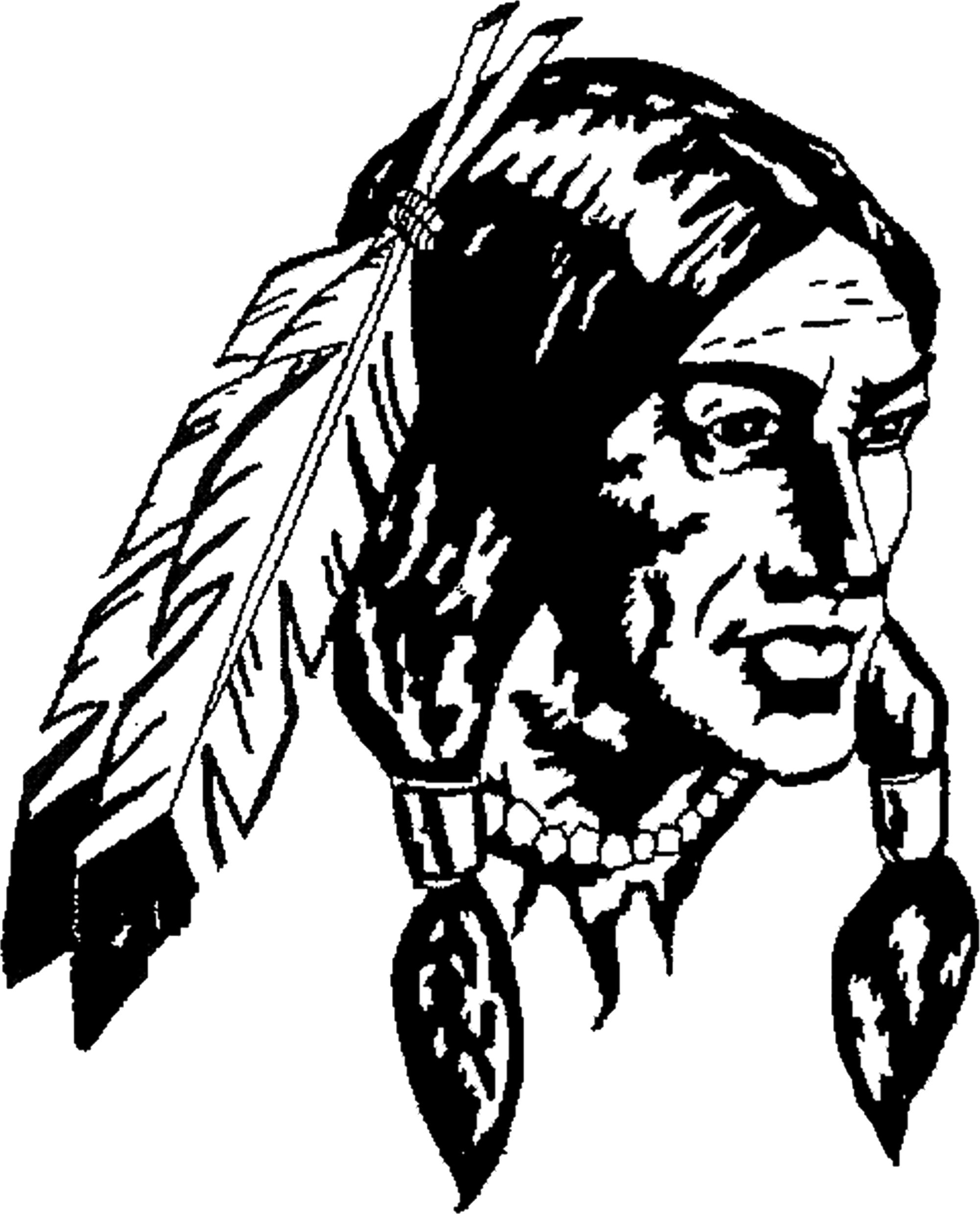 2000x2478 American Indian Png