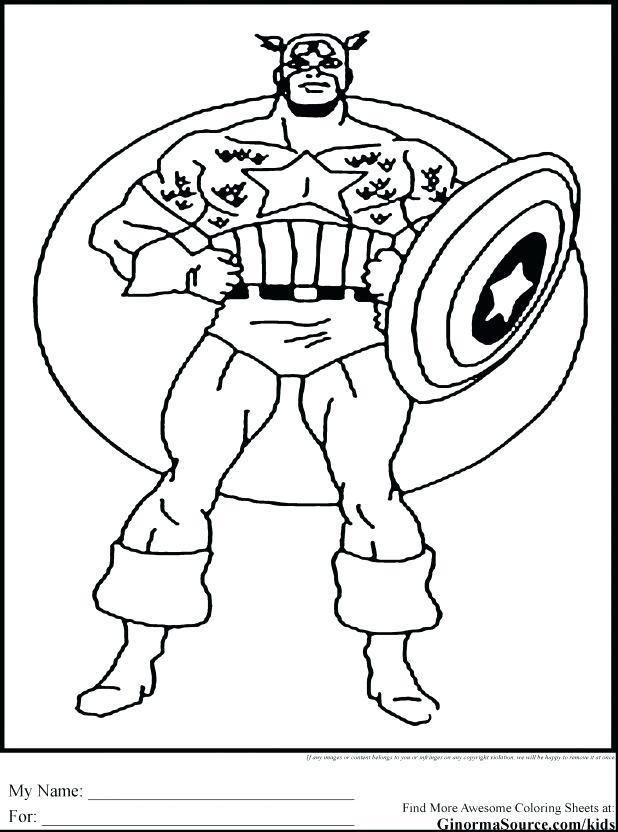 618x832 Civil War Coloring Sheets Wonderful Avengers Captain Coloring