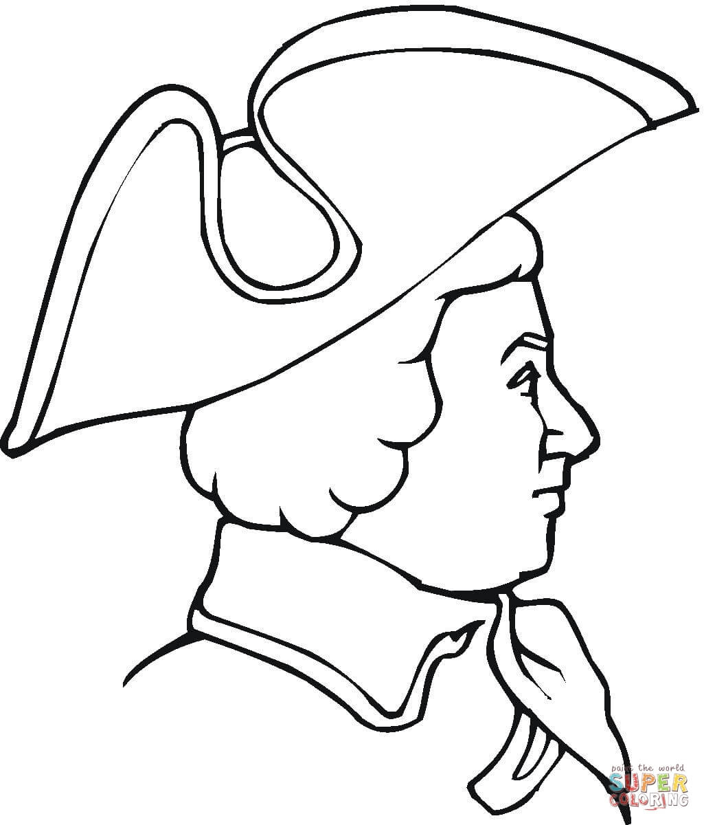 1025x1200 Revolutionary War Soldier Coloring Page Free Printable Coloring