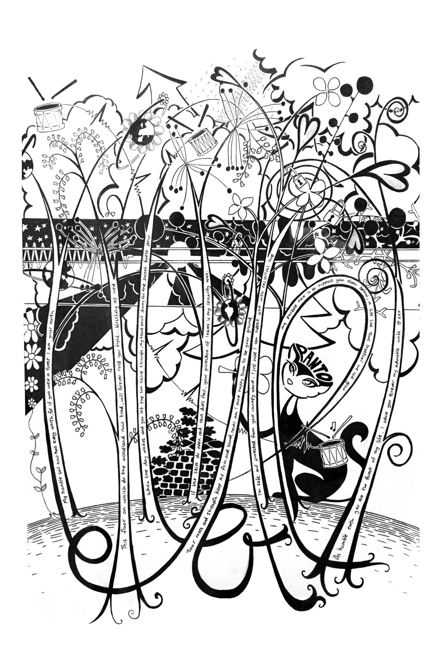 1417x2092 George Fox Illustration
