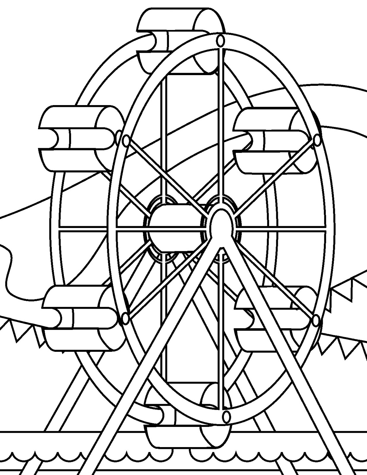 1236x1600 Picture Miscellaneous Coloring Sheets 2015
