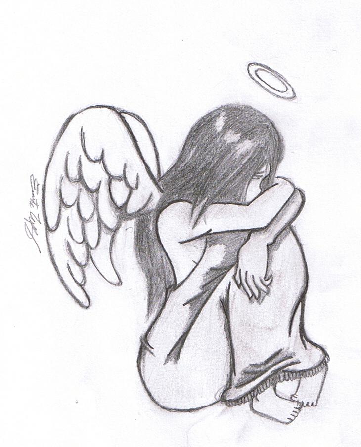 730x905 Little Angel Of Loniness Byikross