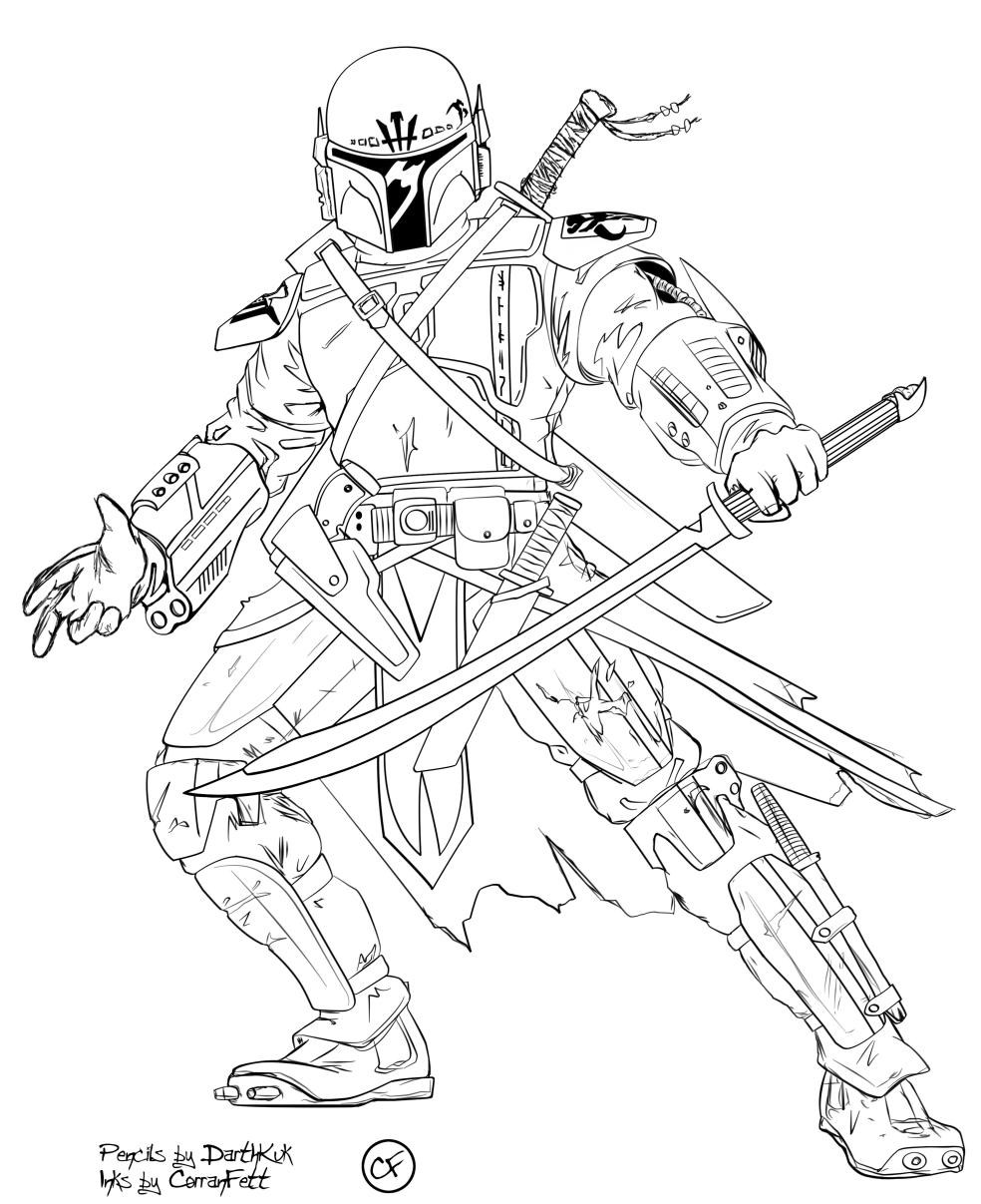 984x1207 Anakin Skywalker Clone Wars Coloring Pages Coloring Pages