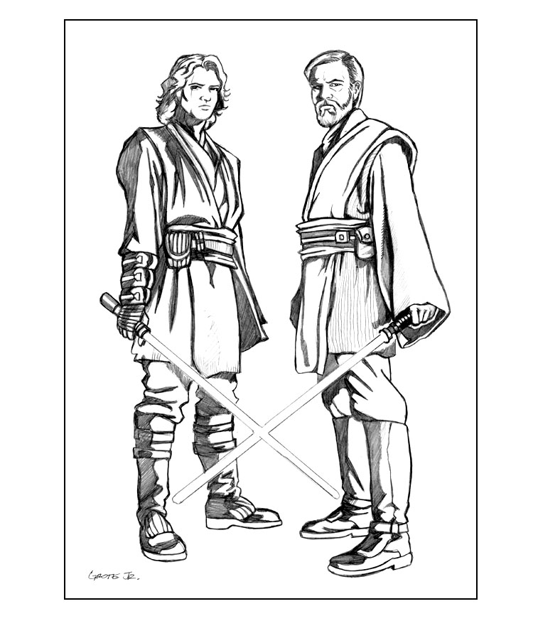 The best free Anakin drawing images. Download from 69 free ...