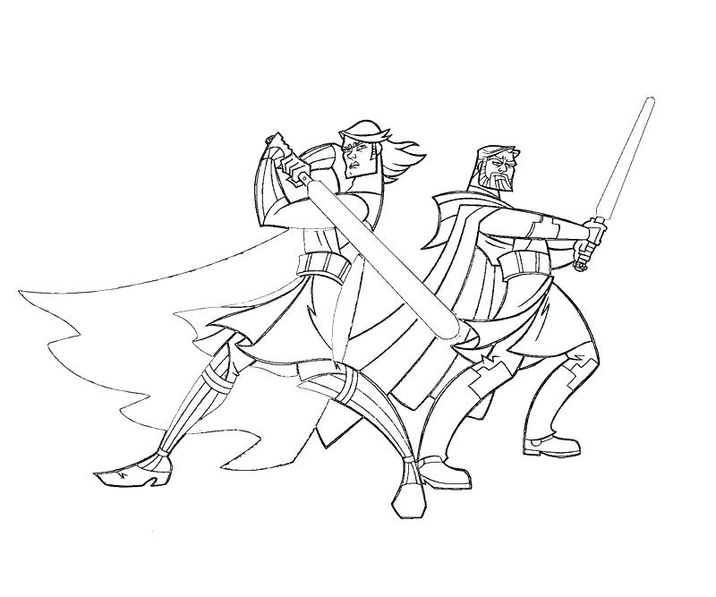 800x667 Anakin Skywalker Coloring Pages Synthesis.site