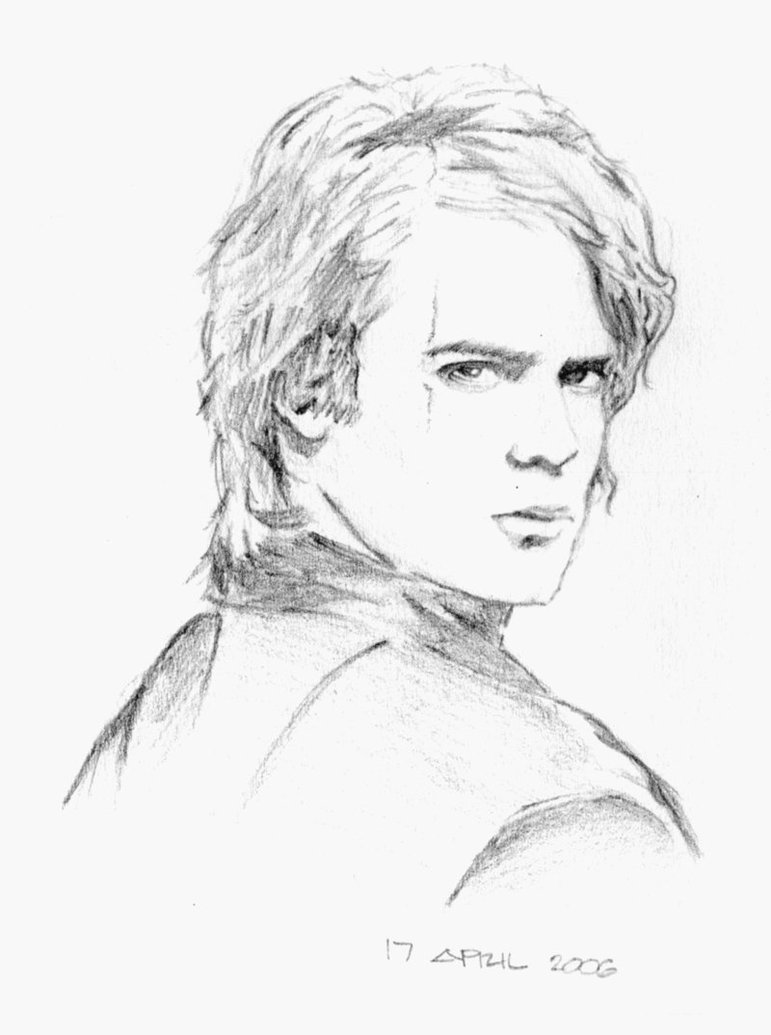771x1035 Anakin Skywalker By Agentsquidstudios