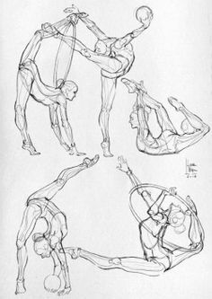 236x333 How To Draw The Human Body