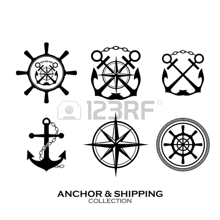 450x450 Anchor Chain Stock Photos. Royalty Free Business Images