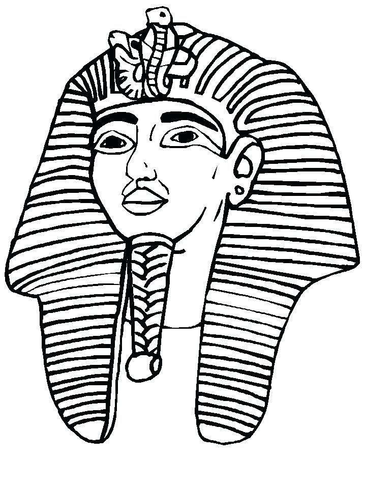 718x957 Ancient Egypt Coloring Pages Drawing Of An Ancient Of A Cat