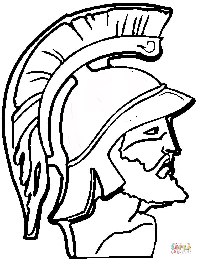 free ancient greece coloring pages - photo#39