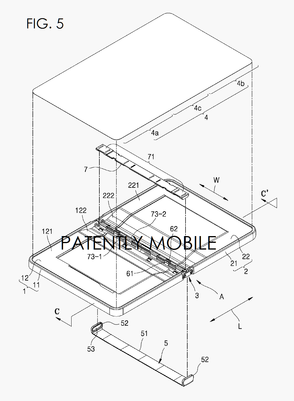1003x1369 Samsung Files Another Patent For A Foldable Phone