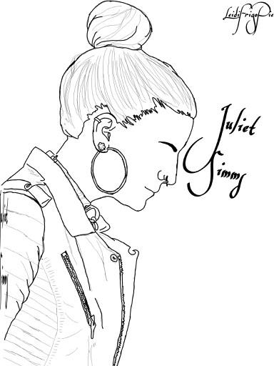 384x512 Fanart (Drawing) Of Juliet Simms Juliet Simms Andy