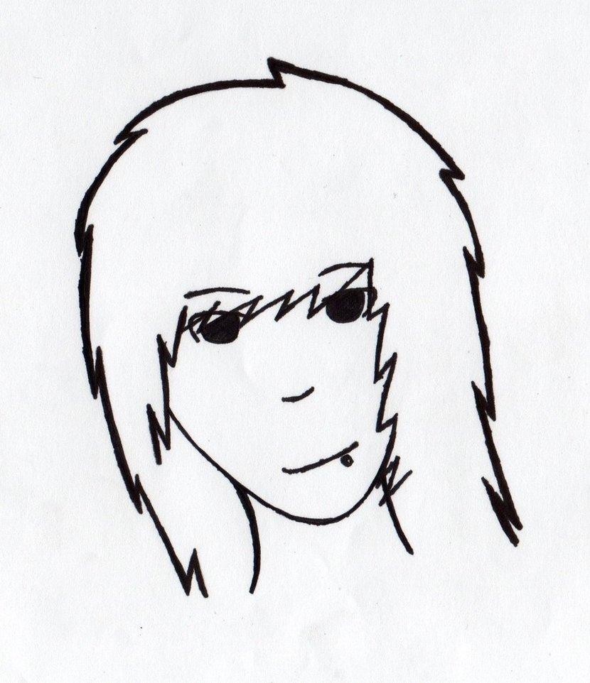 830x962 Andy Biersack Line Art By Mtrenchfan456
