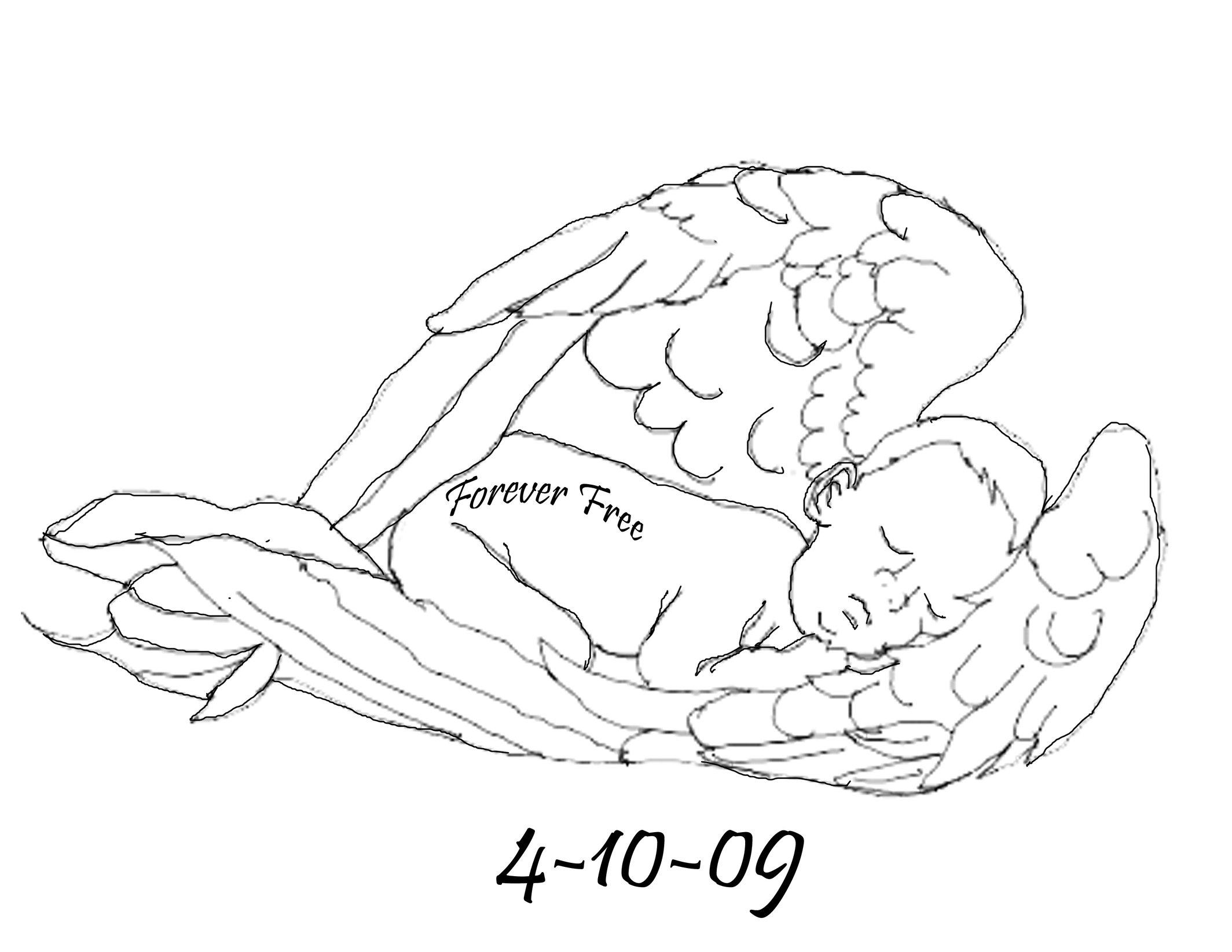 2128x1644 Baby Angel By Kelseysparrow67