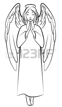 263x450 Angel Halo Stock Photos. Royalty Free Business Images