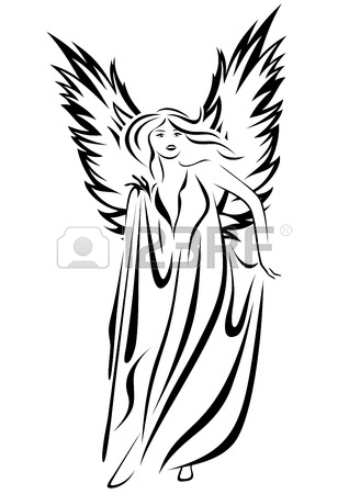 318x450 Angel Wings Stock Photos. Royalty Free Business Images