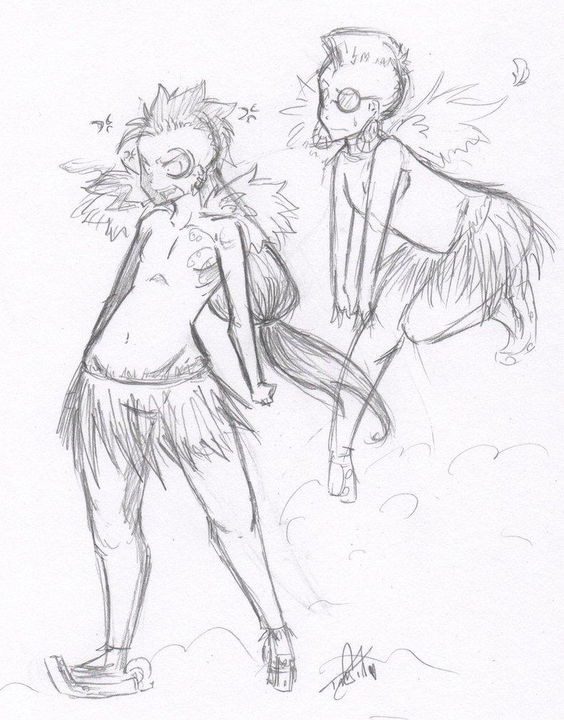 791x1010 Pissy Angel Boy By Squidbiscuit