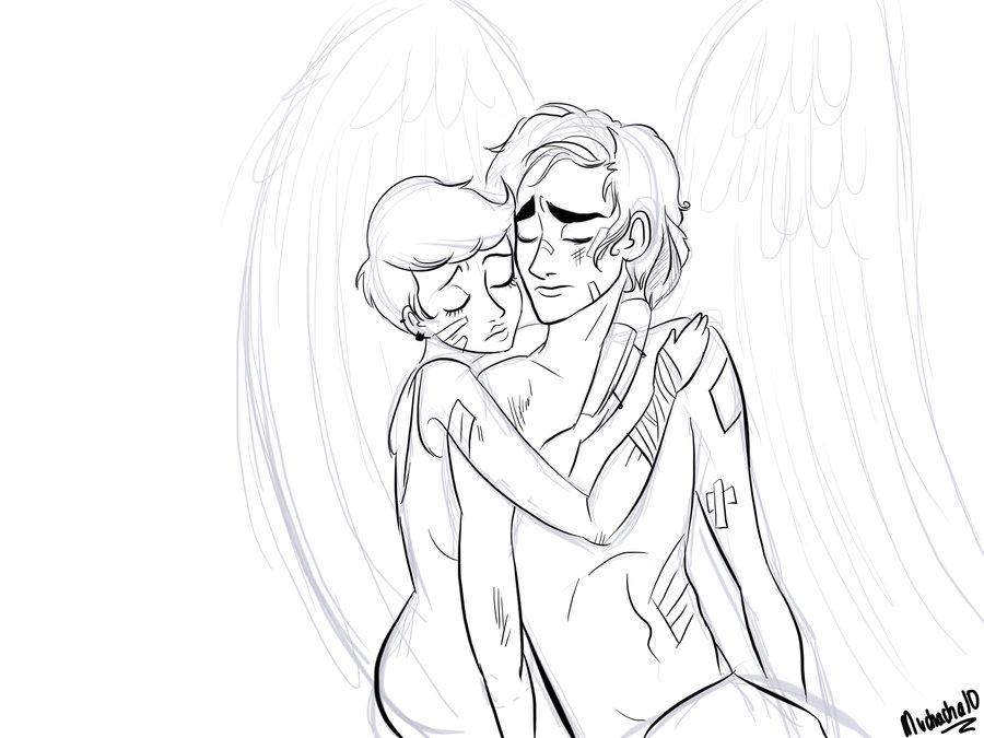 900x675 Thank You, Angel Boy. By Muchacha10
