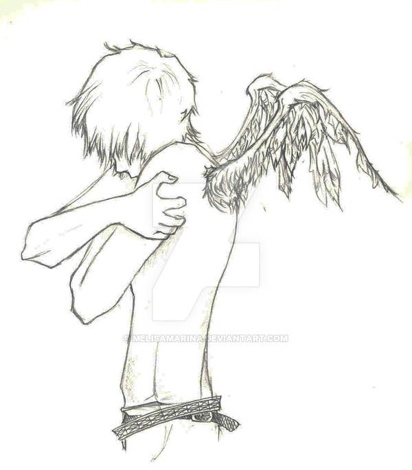 600x684 Angel Boy By Melisamarina