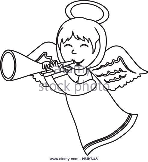 492x540 Angel Cartoon Fairy Wing Heaven Stock Photos Amp Angel Cartoon Fairy