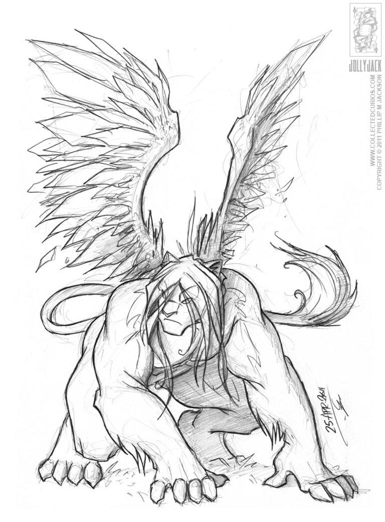 768x1040 Angel Cat By Jollyjack