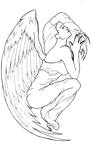 300x466 Angel Tattoos And Designs Page 579