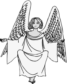 216x272 Creating Angel Drawings