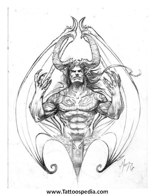 514x650 Tattoo Angel Vs Demon 3 Tattoo Angel Vs Demon 3 Demon Tattoo