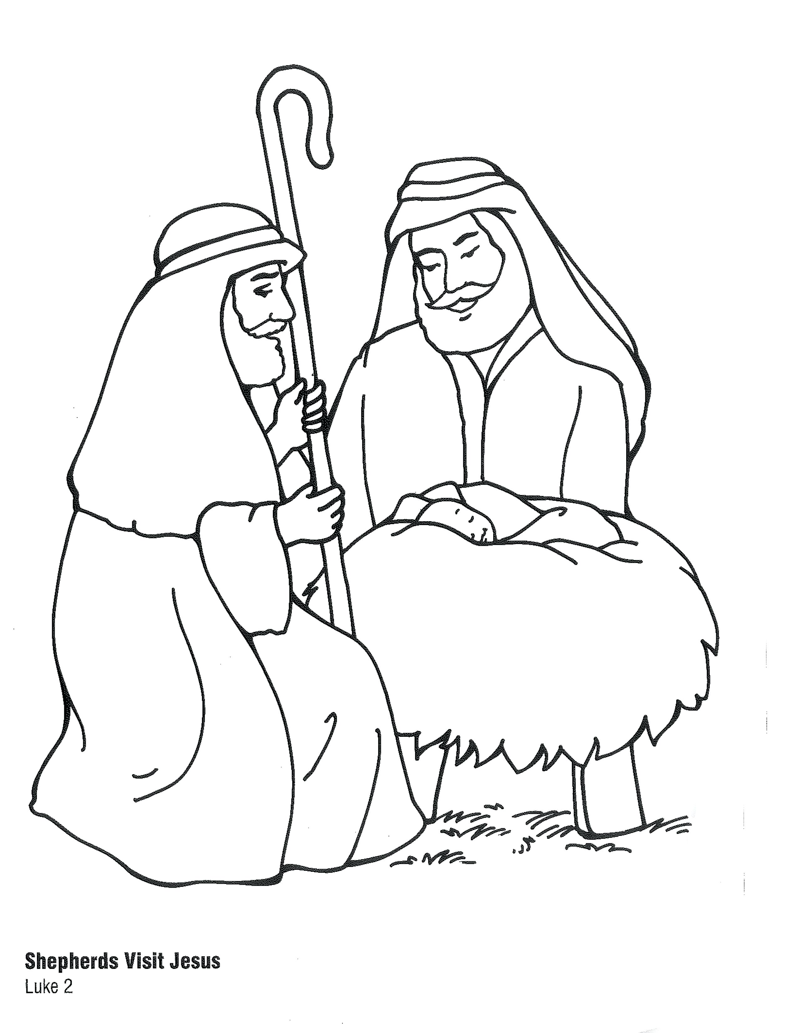 2550x3300 Coloring Angel Gabriel Coloring Page