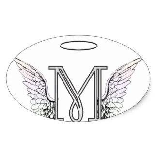 324x324 Angel Wings Stickers Zazzle