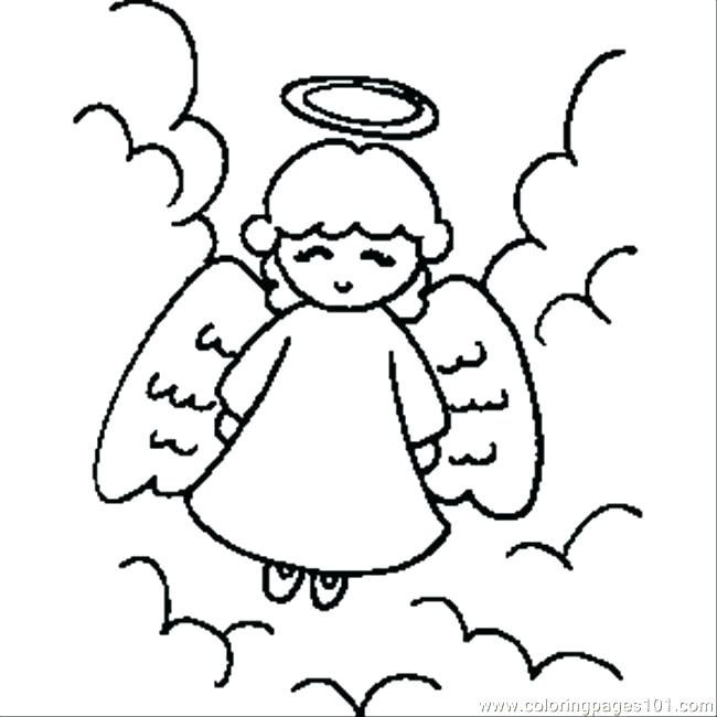 650x650 Coloring Page Angel Affan